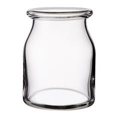 БЕГЭРЛИГ Ваза, прозрачное стекло Ikea