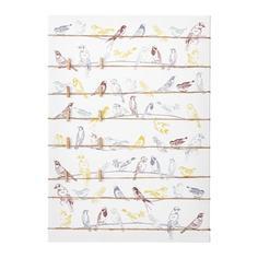 ПЬЕТТЕРИД Картина, птицы Ikea