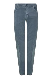 Бирюзовые джинсы Kiton