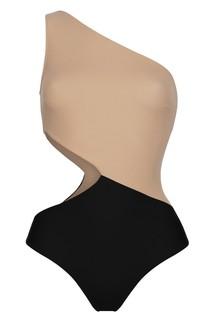 Асимметричный купальник Bodypoetry