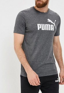 Футболка PUMA ESS+ Heather Tee