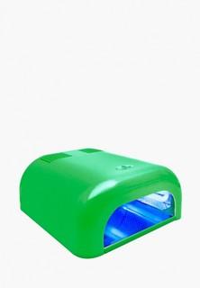 "Лампа для маникюра Planet Nails 36W Tunnel ""Econom"" неоново-зеленая"