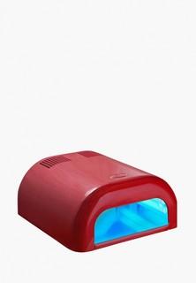 Лампа для маникюра Planet Nails 36W ASN Tunnel красная