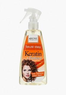 Спрей для волос Bione Cosmetics кератин+пантенол