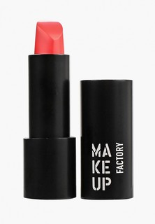 Помада Make Up Factory Устойчивая Magnetic Lips semi-mat&long-lasting т.335 Яркий коралл