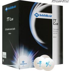 Мячики для настольного тенниса Donic 2T-CLUB - B (120 шт)