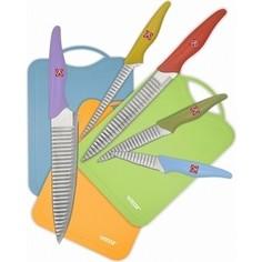 Набор ножей 8 предметов Vitesse (VS-8139)