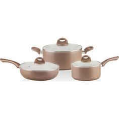 Набор посуды 6 предметов GALAXY (GL 9507 )