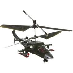 Радиоуправляемый вертолет Joy Toy с гироскопом (свет) КА-52, 9809A - М33883
