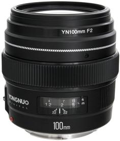 Объектив Yongnuo 100mm F2.0 для Nikon