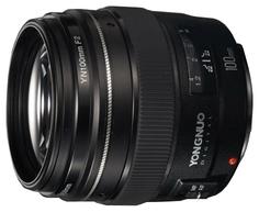 Объектив Yongnuo 100F2.0 для камер Canon