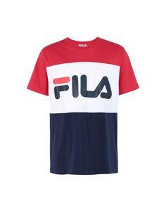 3ff9da0257ba Мужские футболки Fila – купить футболку в интернет-магазине   Snik ...