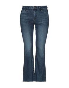 Джинсовые брюки-капри 3x1