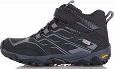 Ботинки утепленные для мальчиков Merrell Moab, размер 28.5