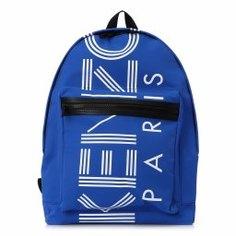 Рюкзак KENZO SF213 синий