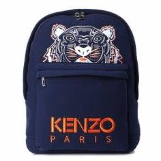 Рюкзак KENZO SF300 темно-синий