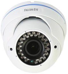 Видеокамера IP FALCON EYE FE-IPC-DL202PV, 2.8 - 12 мм, белый