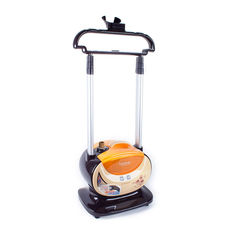 Отпариватель ENDEVER Q-508, коричневый / оранжевый [60113]