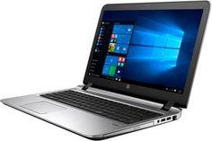 """Ноутбук HP ProBook 450 G3 i5 6200U/8Gb/SSD256Gb/520/15.6""""/SVA/HD/W10Pro64/black [4bc84es]"""