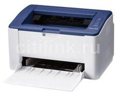 Принтер лазерный XEROX Phaser 3020 ПРОМО светодиодный, цвет: белый [p3020bi]