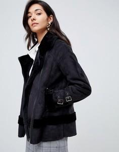 Куртка-пилот Y.A.S - Черный