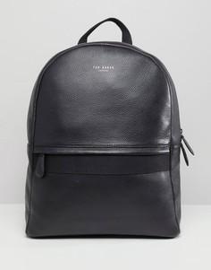 Кожаный рюкзак Ted Baker Rickrack - Черный