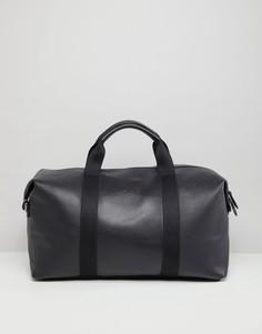 Кожаная сумка Ted Baker Holding - Черный