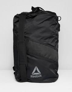 Черный спортивный рюкзак Reebok Active CZ9808 - Черный