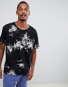 Черная футболка Dr Denim Archer - Черный
