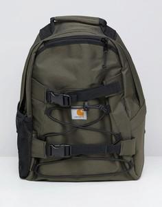 Зеленый рюкзак Carhartt WIP Kickflip - Зеленый
