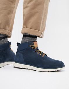 Темно-синие ботинки чукка Timberland Killington - Темно-синий