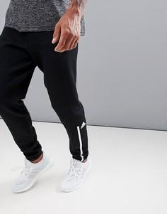 Черные джоггеры adidas Athletics Parley ZNE DH1406 - Черный