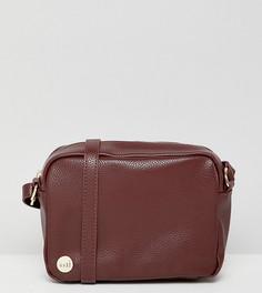 Бордовая сумка через плечо Mi-Pac - Красный