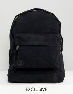 Mi-Pac exclusive backpack in cord - Черный