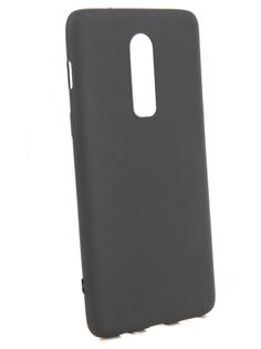 Аксессуар Чехол для OnePlus 6 X-Level Guardian Series Black 2828-168