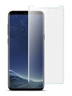 Аксессуар Защитная пленка для Samsung Galaxy S9 Plus Innovation Silicone Transparent 12065