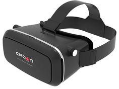 Очки виртуальной реальности CROWN CMVR-07 Black