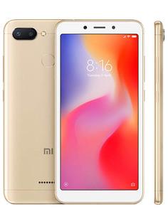 Сотовый телефон Xiaomi Redmi 6 4Gb RAM 64Gb Gold
