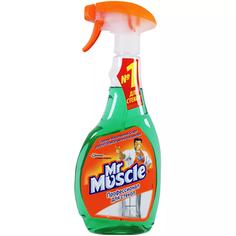 Средство для мытья стекол МИСТЕР МУСКУЛ ТРИГГЕР 500 мл