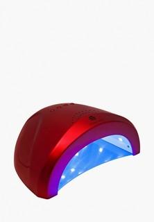 """Лампа для маникюра Planet Nails 24/48/W """"Magnetic"""" красная"""