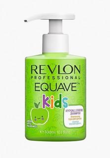 Шампунь Revlon Professional для детей EQUAVE 2в1, 300 мл