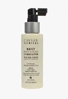 Усилитель роста волос Alterna Caviar Clinical Daily Root & Scalp Stimulator, 100 мл