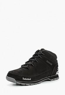 Ботинки трекинговые Timberland EURO SPRINT HIKER JET BLACK