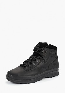 Ботинки Timberland EURO HIKER SF LEATHE BLACK