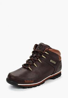 Ботинки трекинговые Timberland EURO SPRINT DK BROWN DARK BROWN