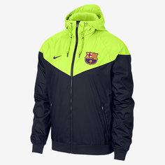 Мужская куртка FC Barcelona Windrunner Nike