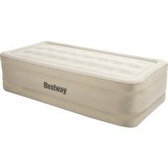 Надувная кровать Bestway 69017 Essence Fortech 191x97x51 см (встроенный электронасос)