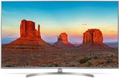 Телевизор LG 65UK7550PLA (титан)