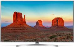 Телевизор LG 55UK6510PLB (серебристый)