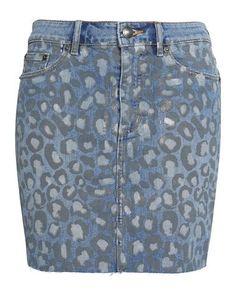 Джинсовая юбка Marc By Marc Jacobs